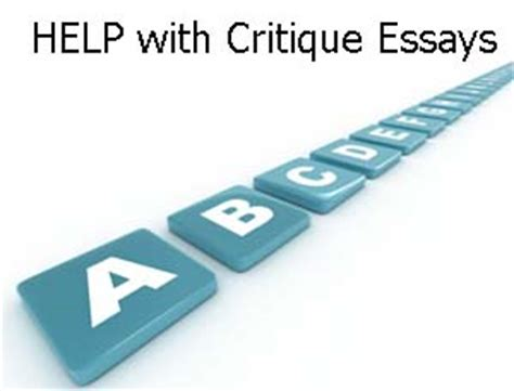 How to Write a Thesis Based Critical Essay Pen and the Pad